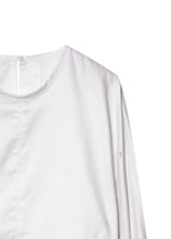 Load image into Gallery viewer, Solid color round neck long sleeve T-shirt