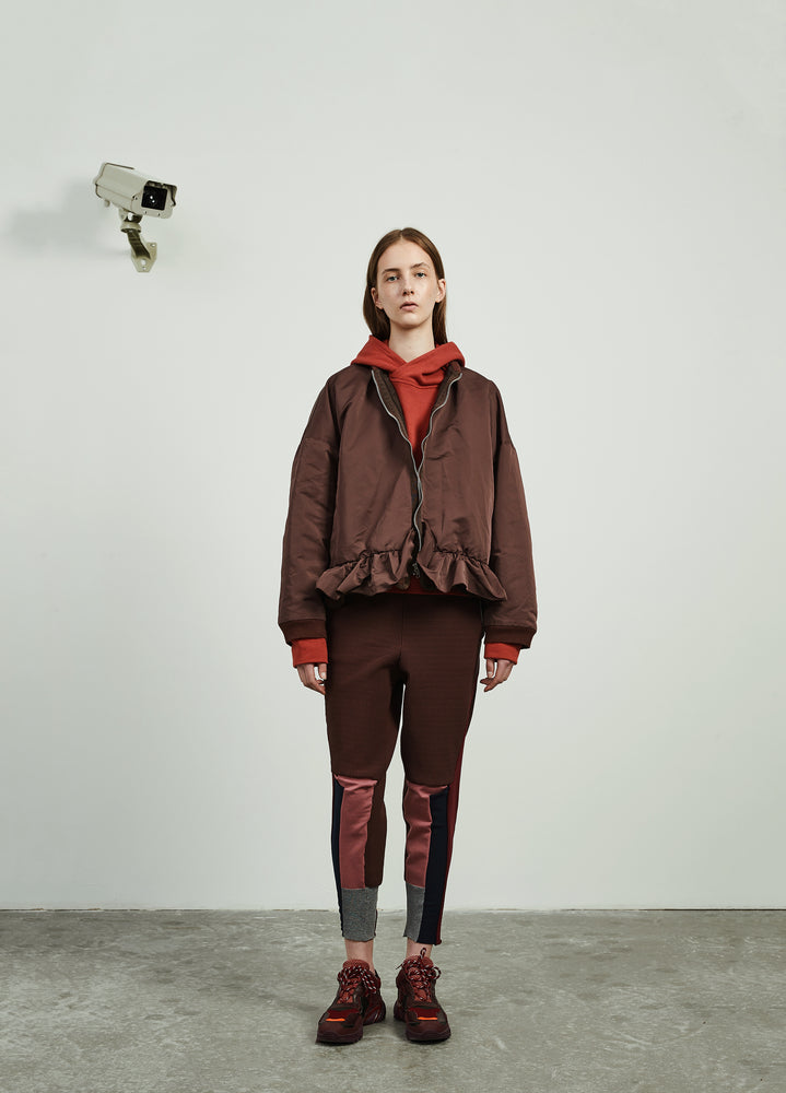 Load image into Gallery viewer, Roll-down Hem Down Jacket