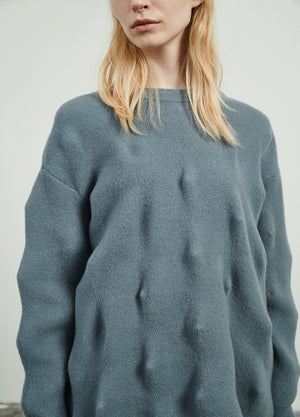Load image into Gallery viewer, Wool Mixed Stretching Sweater