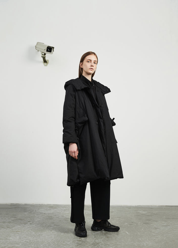 Load image into Gallery viewer, Down Coat Jacket