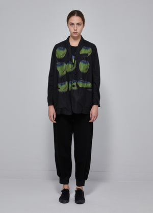Load image into Gallery viewer, Fruit Printed Coat