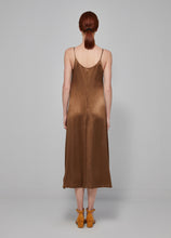 Load image into Gallery viewer, Silk Vest Dress