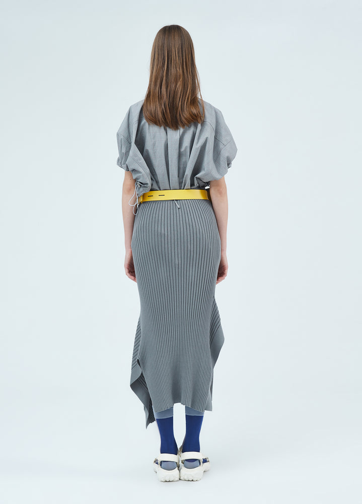 Load image into Gallery viewer, Mermaid Ribbed Skirt