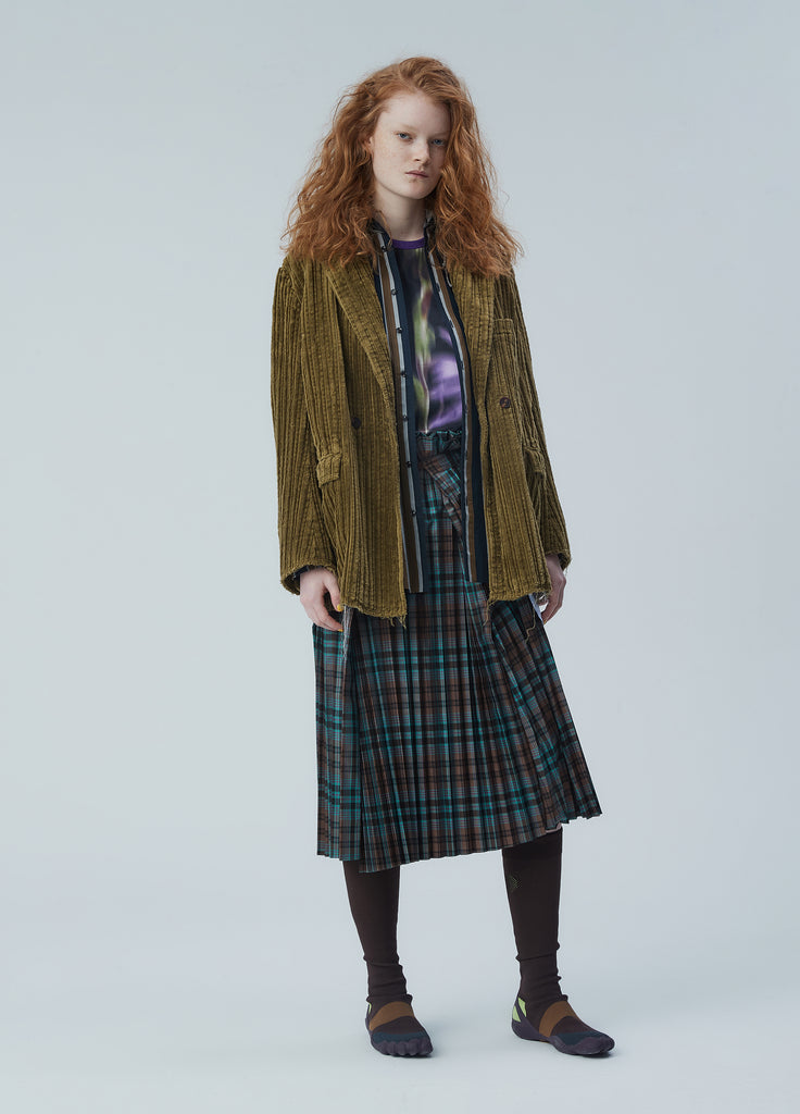 JNBY Two-tone Designer Coat