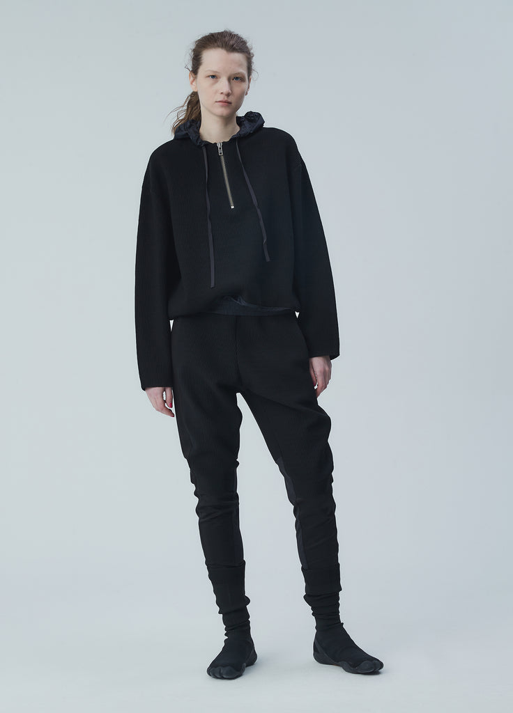 Casual Stitching Hoodie