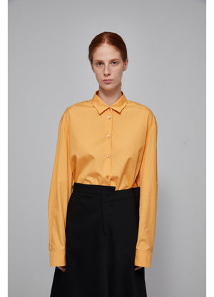 Load image into Gallery viewer, Knotted back solid color shirt