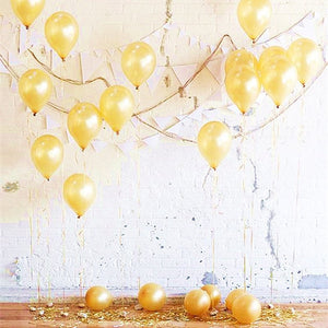 High-Class Pearl Shine Party Balloon Set