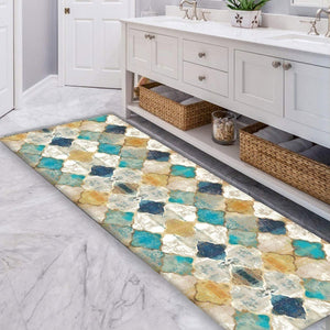 Moroccan Tile Area Rug