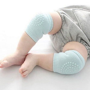 No-Slip Flexible Baby Knee Pads for Crawling