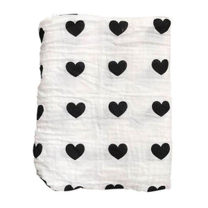 Sweet Charm Breathable Baby Swaddle Blankets