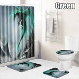 Flying Dragon Bathroom Set