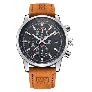 Vintage Classic Chronograph Sporty Watch