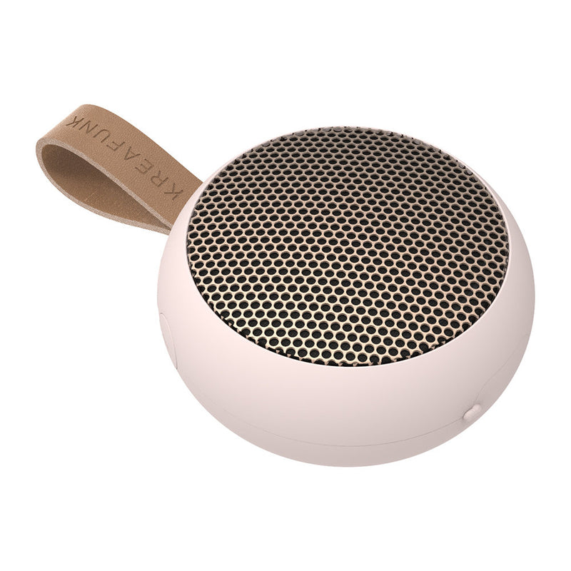 Enceinte bluetooth AGO Rose