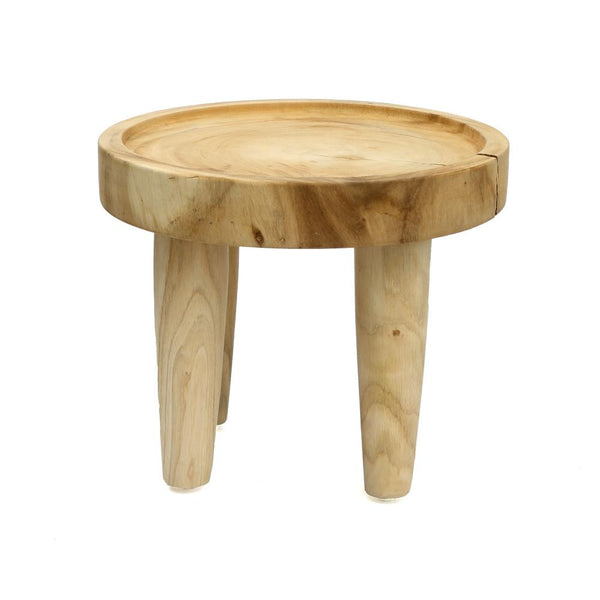 Table d'appoint Samanea Naturel 35cm - Bazar Bizar