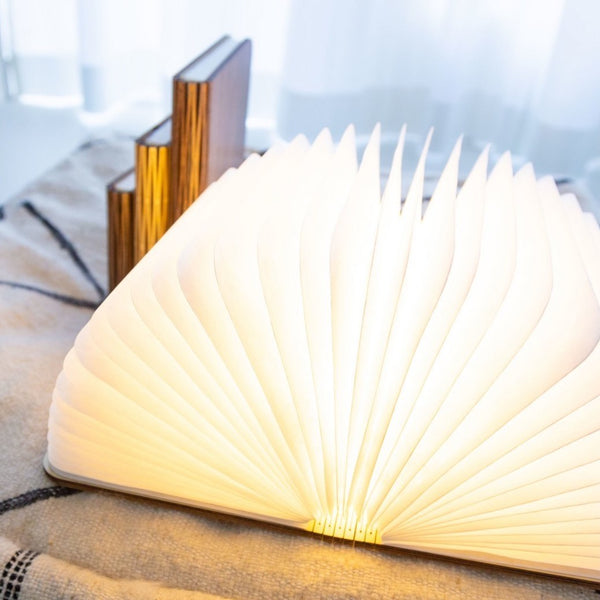 Lampe Livre lumineux LED origami Taille L