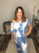 Load image into Gallery viewer, On Cloud Nine Tie Dye Jumpsuit