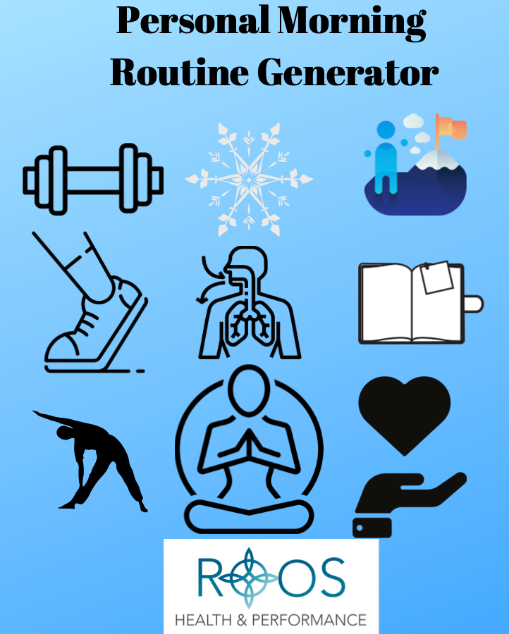 Morning Routine Generator