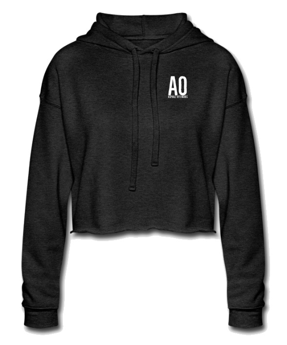 The A.O. Cropped Hoodie
