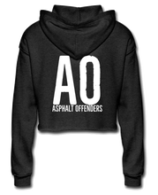 Load image into Gallery viewer, The A.O. Cropped Hoodie