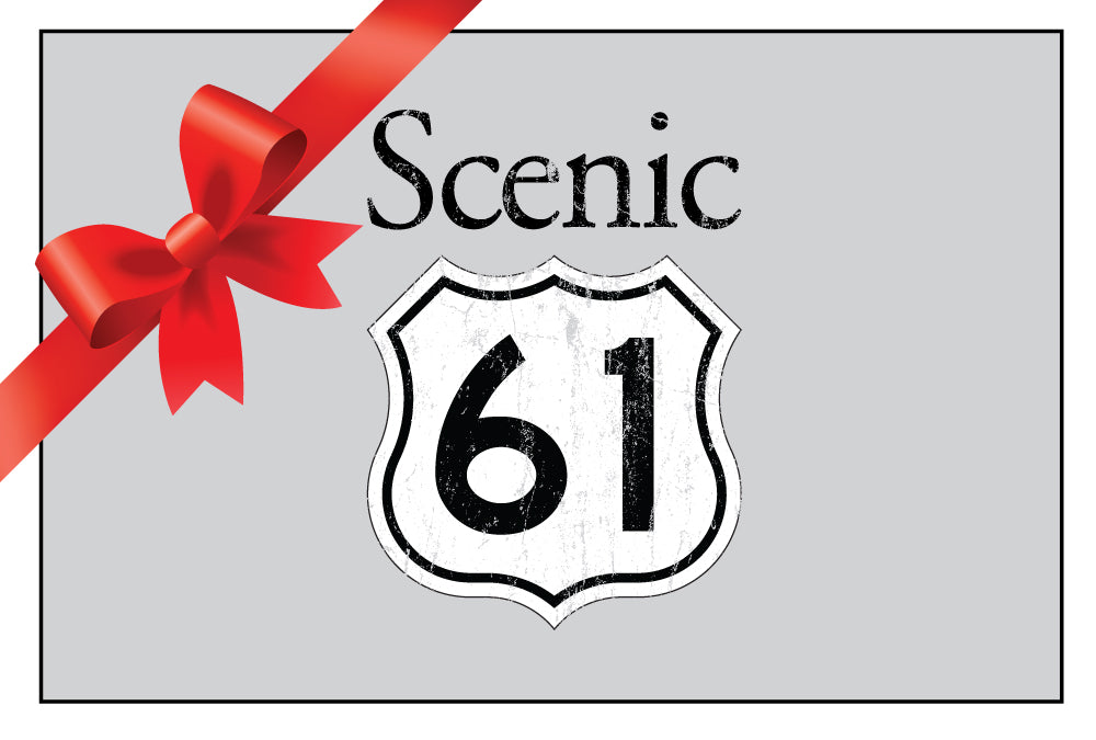 Scenic 61 Gift Cards