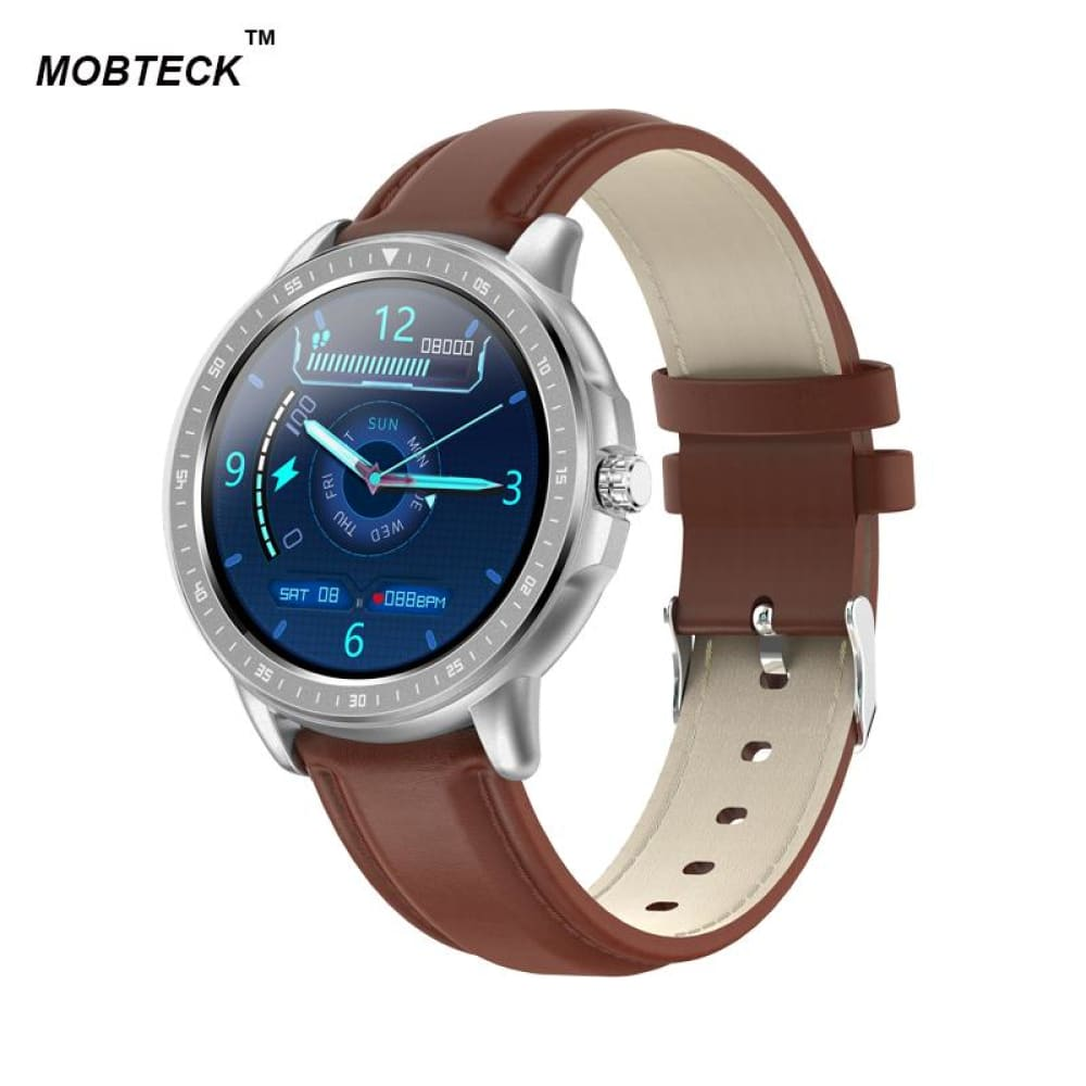 Mobteck-CF19 Smartwatch With Real Time Heart Rate Blood