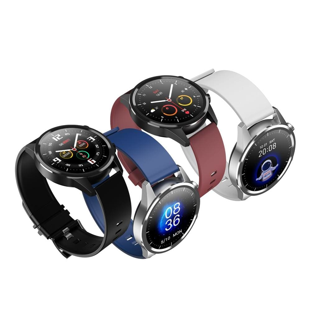 Mobteck-F35 Smart Watch with Bluetooth call - SMARTWATCH