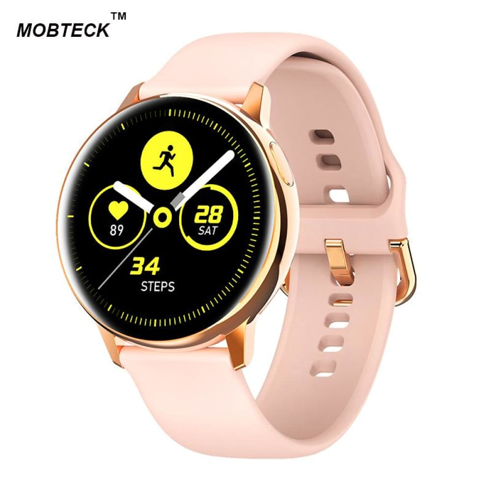 Mobteck-S30 Smart Watch IP68 Waterproof ECG BT Camera SMS