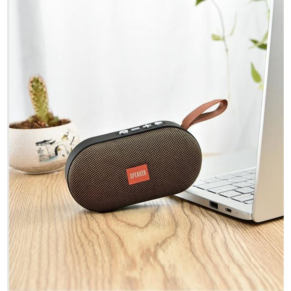 ORGINAL T7-BLUETOOTH SPEAKER SUPPORT FM TFCARD - China /