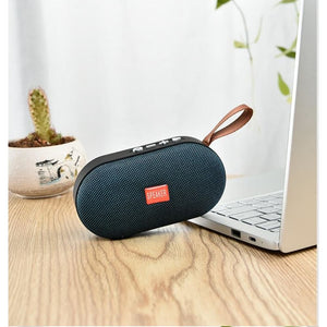 ORGINAL T7-BLUETOOTH SPEAKER SUPPORT FM TFCARD - PORTABLE