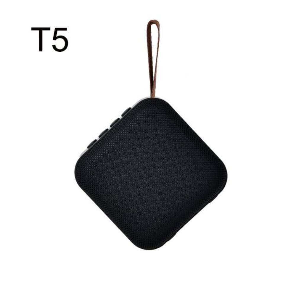 ORGINAL T7-BLUETOOTH SPEAKER SUPPORT FM TFCARD - Russian