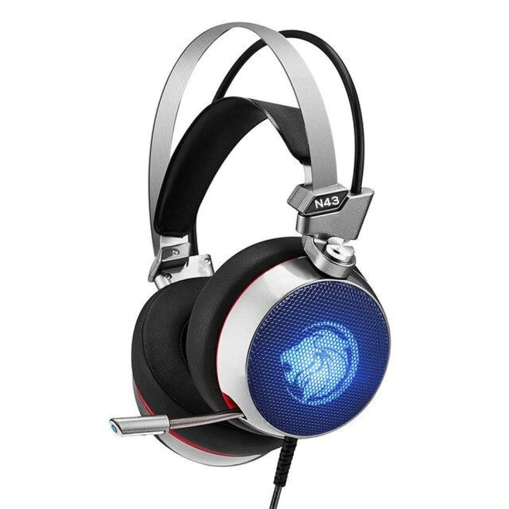 Original Zop-N43 7.1 Surround Bass Gaming Headphone With Mic