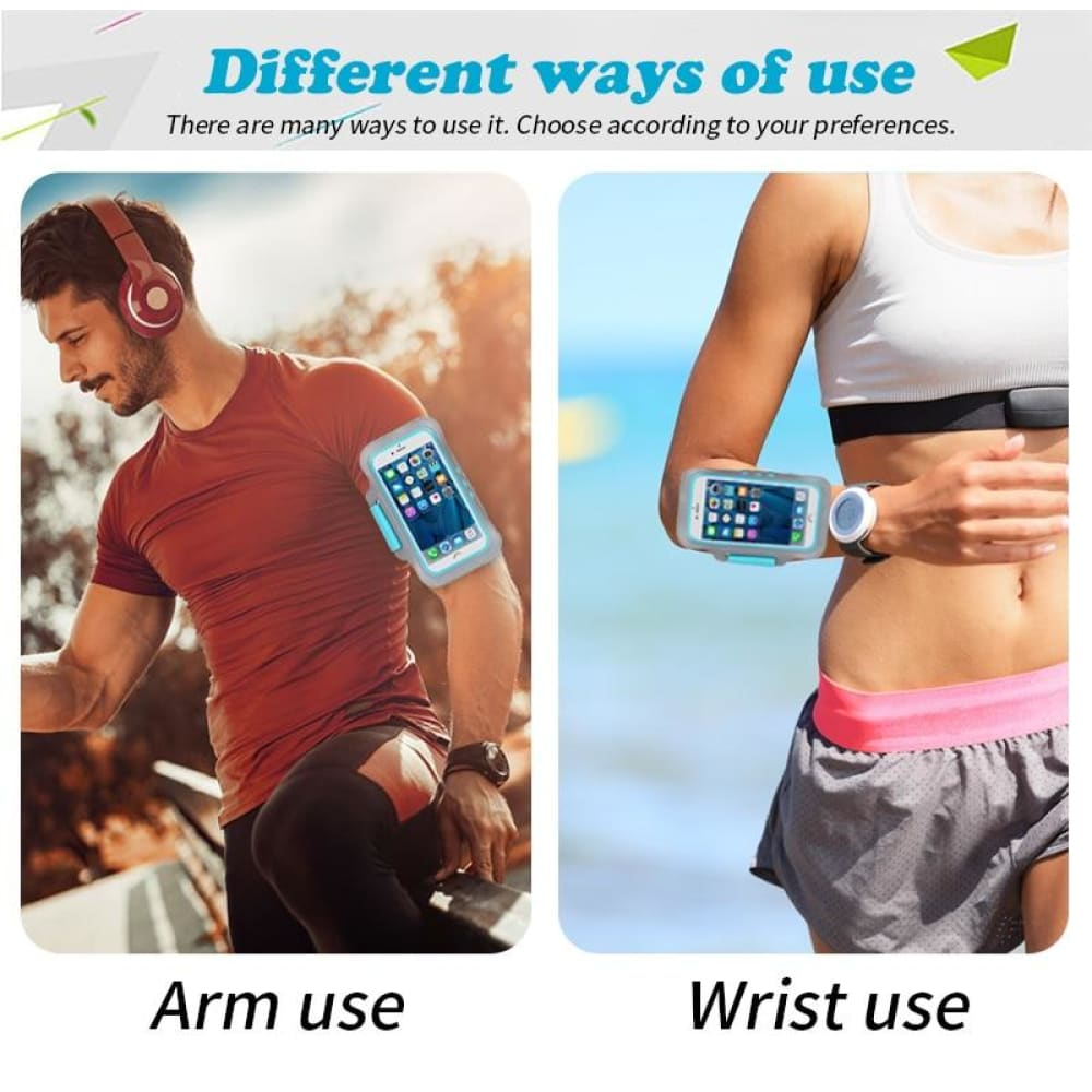 Running Bags Sport Armbands For iPhone - Gym Arm band