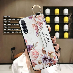 Samsung Flower Design Phone Cover - For S9 plus /