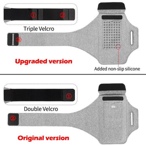 Universal Waterproof Phone Arm Band - Gym band MobTeck