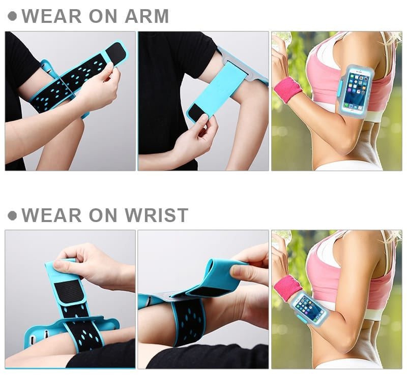 Running Bags Sport Armbands For iPhone