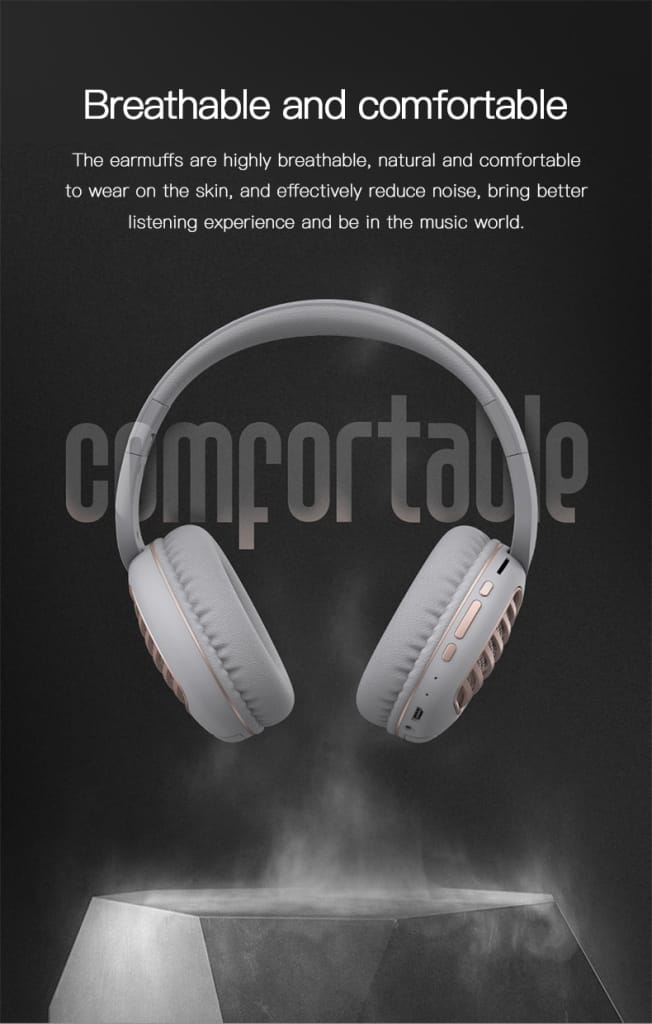 OG-Gaming headset with microphone support TF / FM