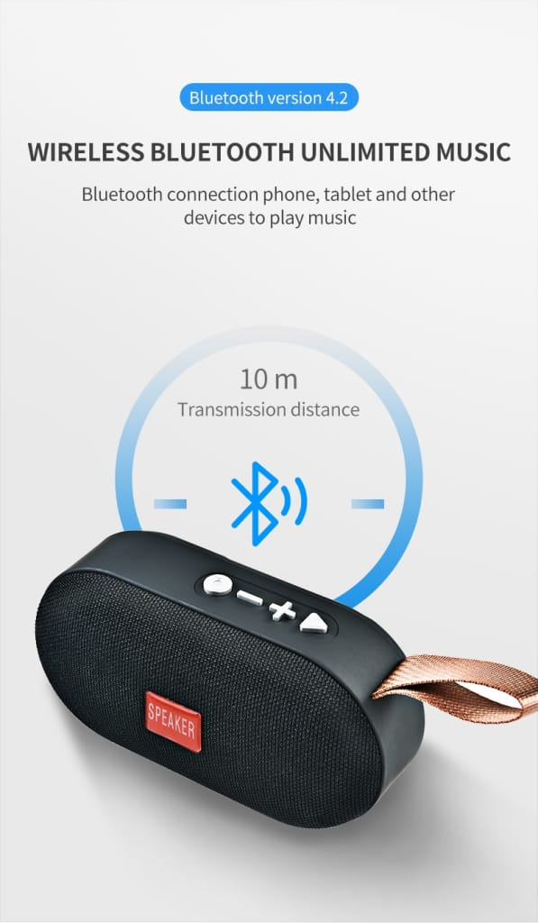 ORGINAL-TG11 PORTABLE MINI SPEAKER BLUETOOTH