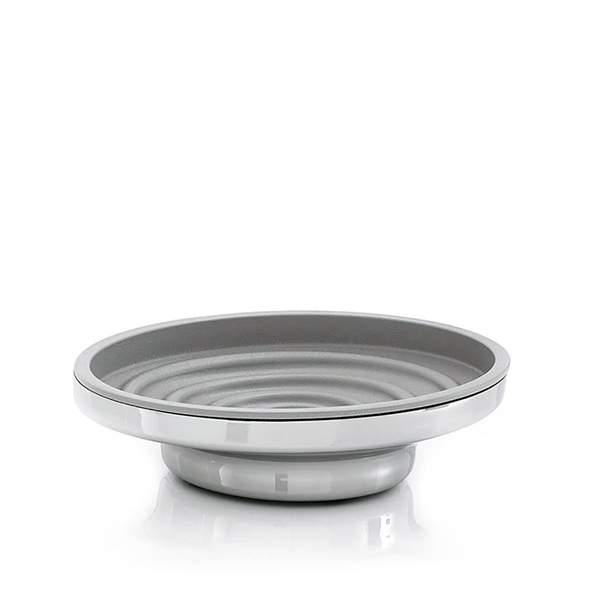 Robert Welch Oblique Soap Dish in Stainless Steel