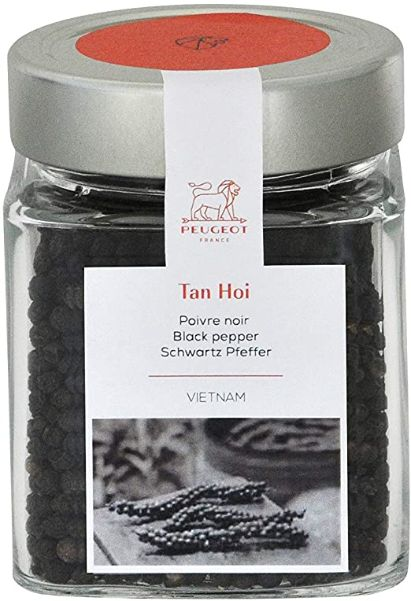 Peugeot Black Pepper Corns Refill Tan Hoi from Vietnam 175gms