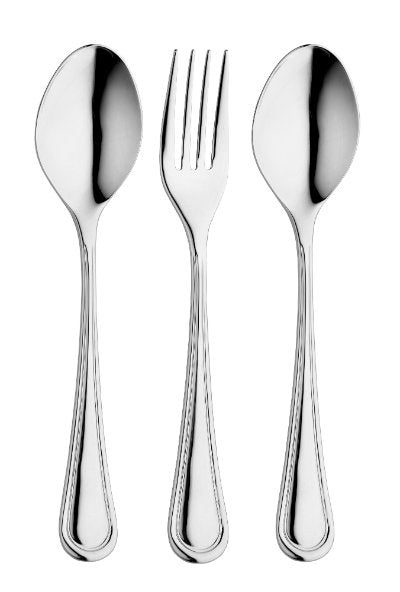 Robert Welch Stratford Bright Serving Set 3 Piece in Bright Stainless steel