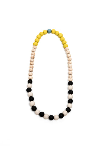 Randalína Kids Necklace Black & white