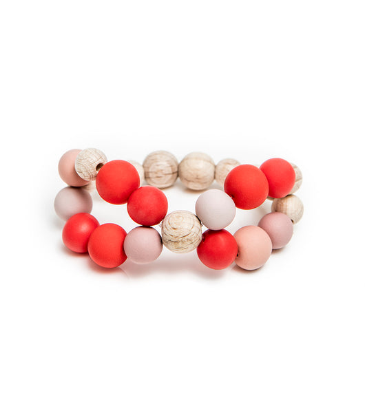 Pirouette Kids Bracelet Red 4-8 years