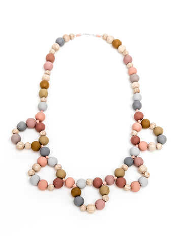 Pirouette Kids Necklace Gold