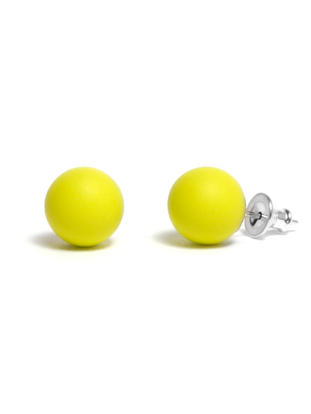 Pirouette Earrings Neon