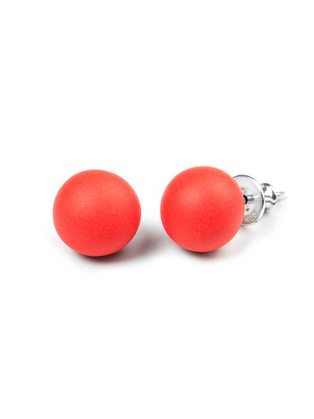 Pirouette Earrings Strawberry
