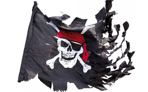 Les origines du drapeau pirate?