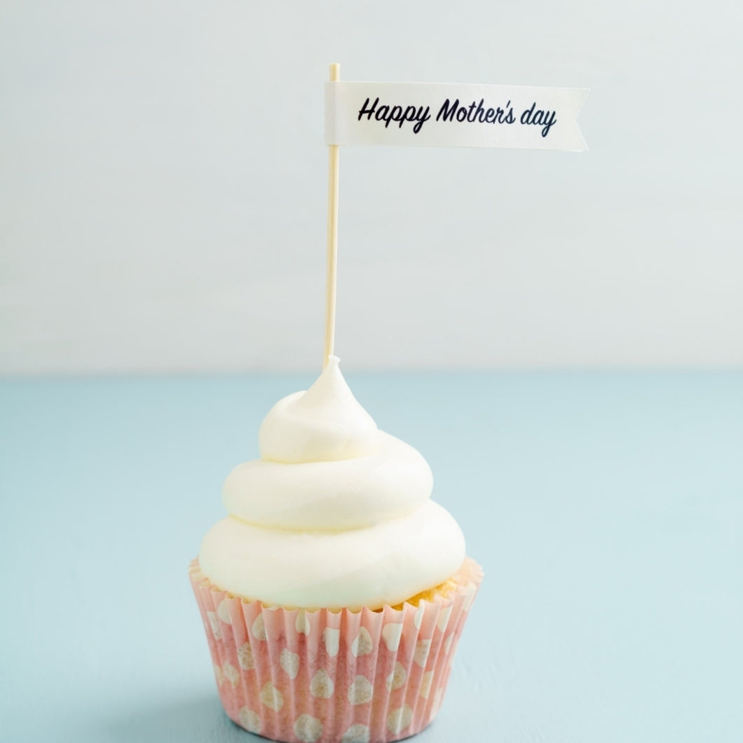Cupcakes Mother's Day Special - Pure White Cupcakes - mabrook.me