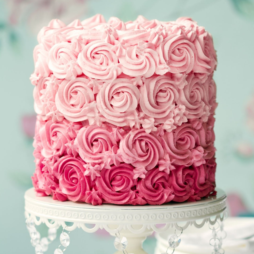 Cake Sweet Flowers Cake - mabrook.me
