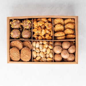 Sweet and Savory Assortment by NJD - mabrook.me