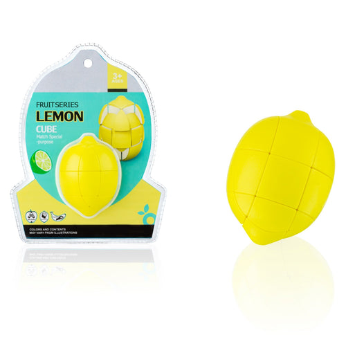 Lemon Magic Cube - mabrook.me